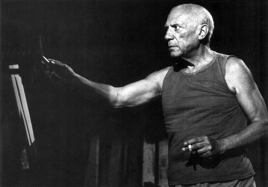 Picasso-film-le-bras-tendu